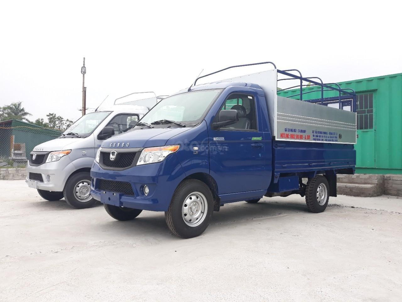 Bán xe tải Kenbo 990 Kg tại Hưng Yên, xe giá ưu đãi (2)