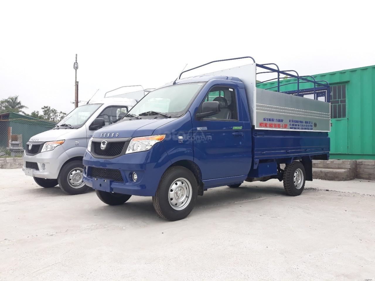 Bán xe tải Kenbo 990 Kg tại Hưng Yên, xe giá ưu đãi (1)