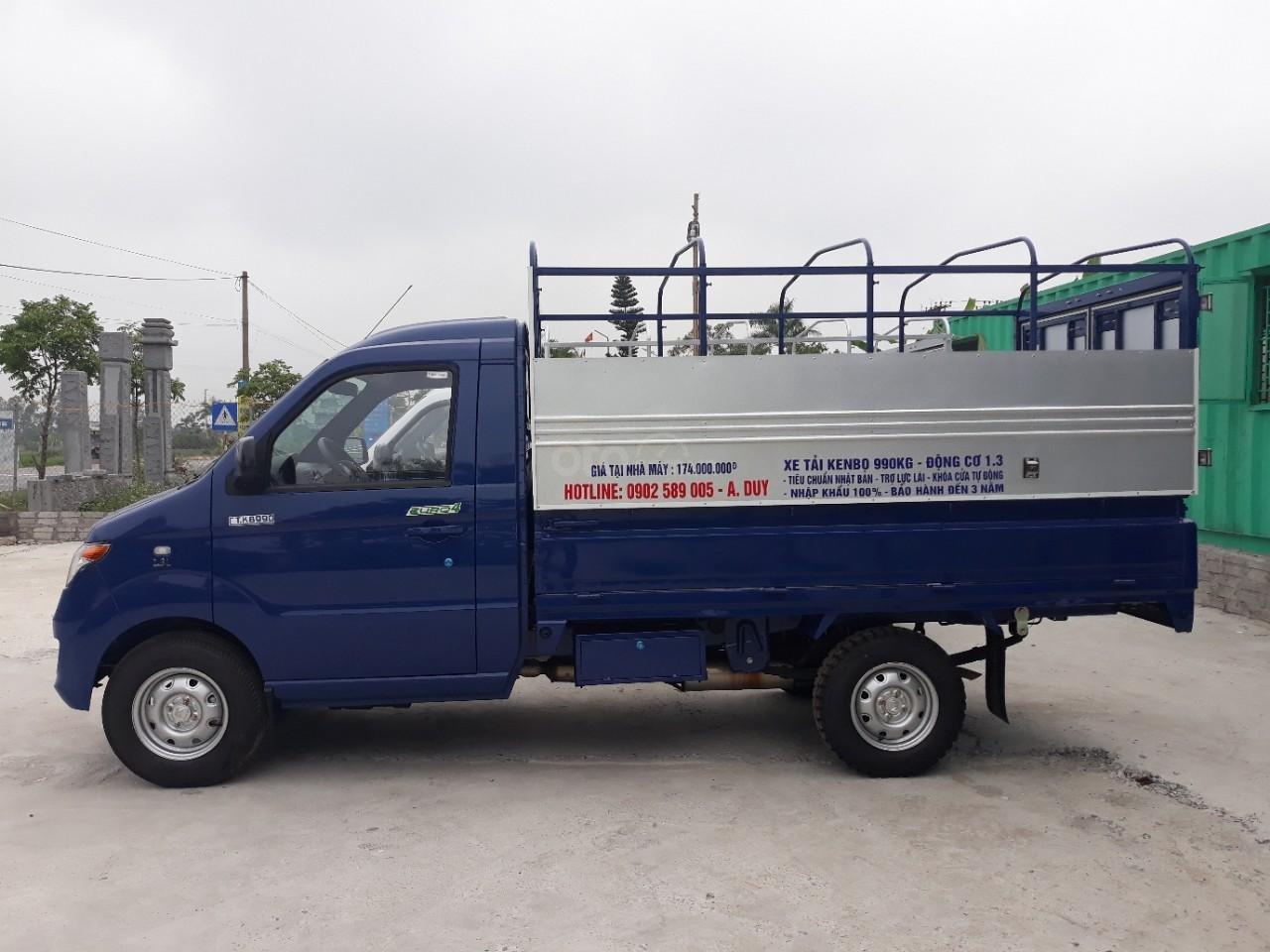 Bán xe tải Kenbo 990 Kg tại Hưng Yên, xe giá ưu đãi (8)