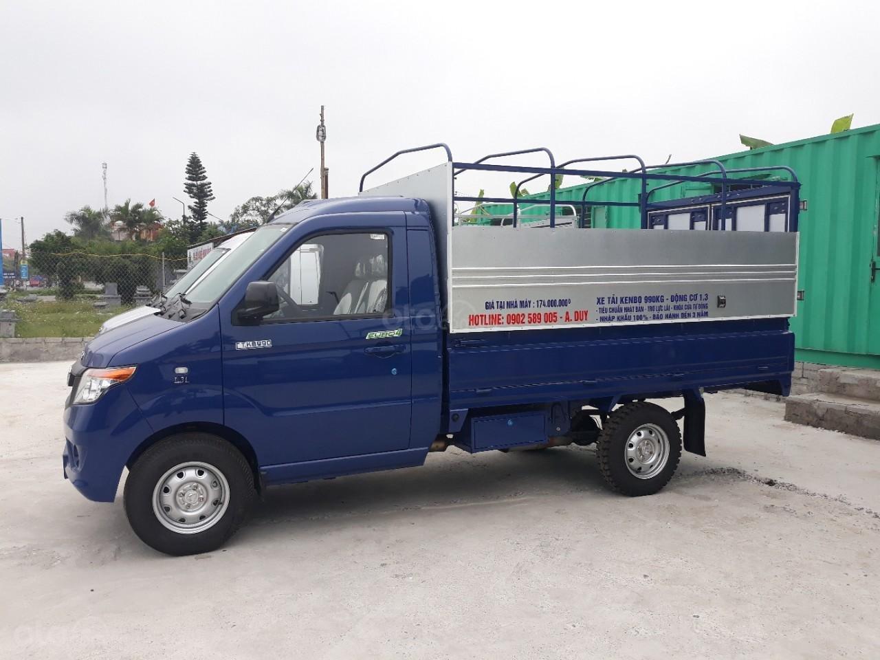 Bán xe tải Kenbo 990 Kg tại Hưng Yên, xe giá ưu đãi (10)