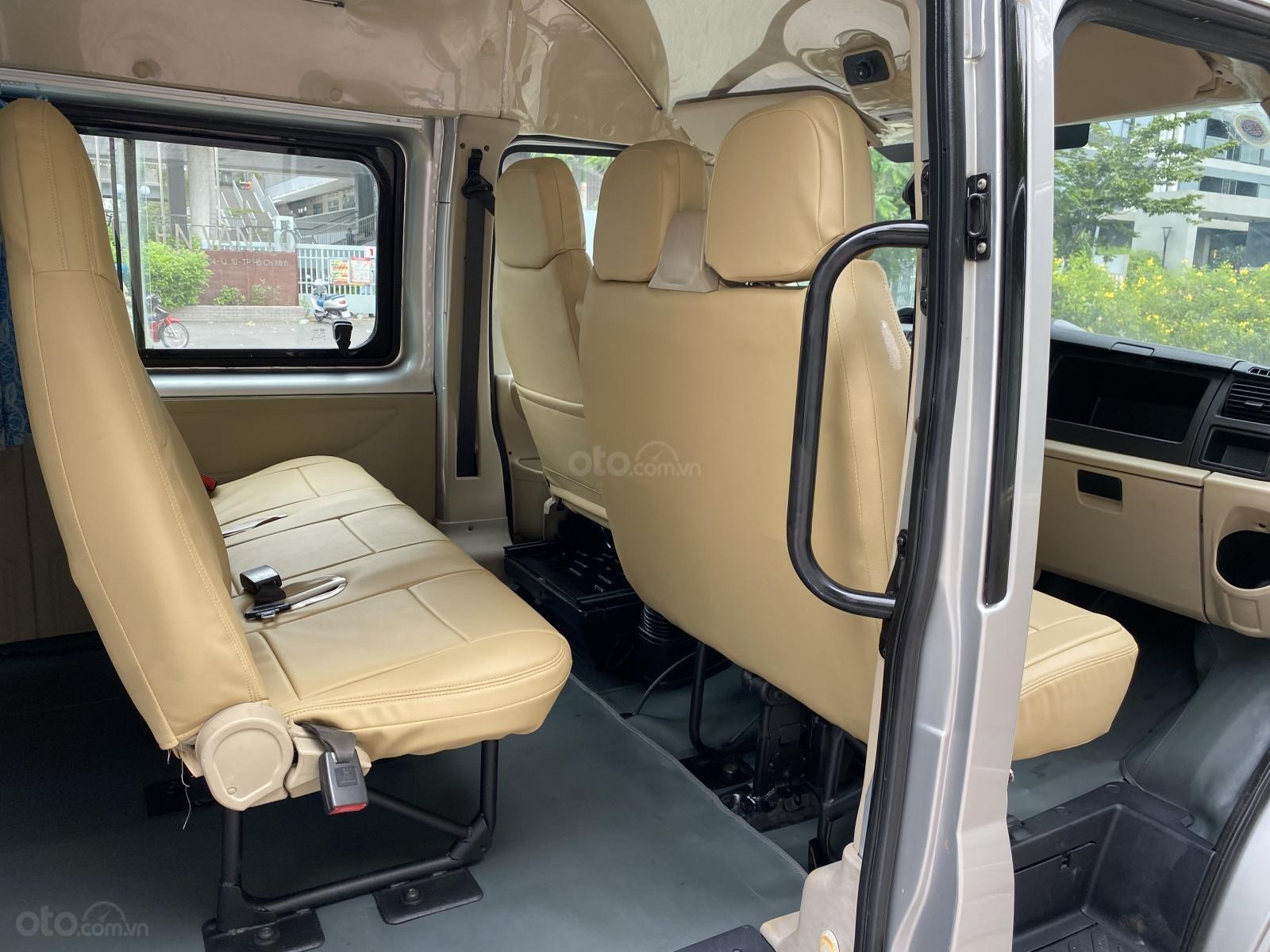 Cần bán Ford Transit van 6 chỗ ngồi 850kg sx 2015, gầm bệ chắc, xe đẹp được sử dụng lưu hành trong giờ cấm (11)