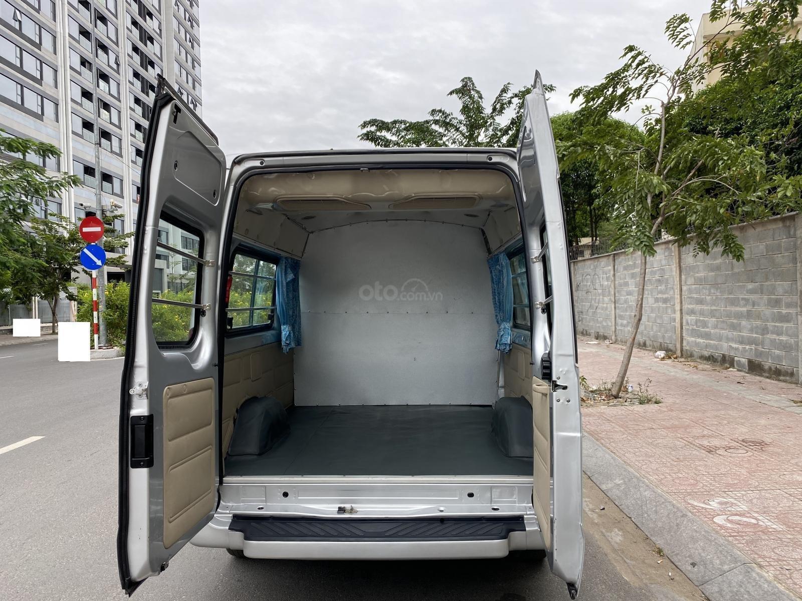 Cần bán Ford Transit van 6 chỗ ngồi 850kg sx 2015, gầm bệ chắc, xe đẹp được sử dụng lưu hành trong giờ cấm (6)