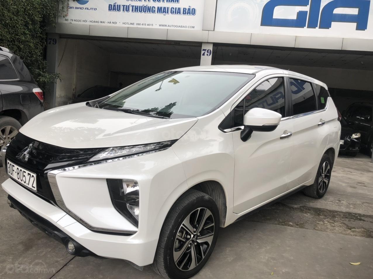 Xe trắng - năm mới đầy nắng - Xpander số sàn 2019 (2)