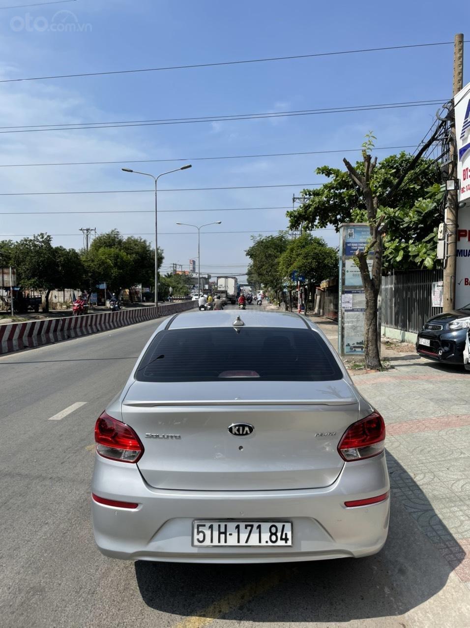 Mới về Kia Soluto sản xuất 2019 phiên bản 1.4AT (7)