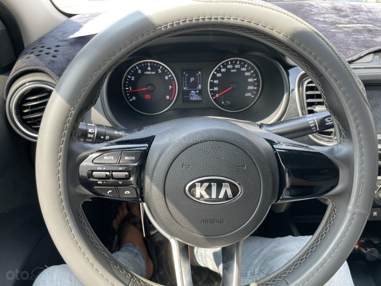 Mới về Kia Soluto sản xuất 2019 phiên bản 1.4AT (11)