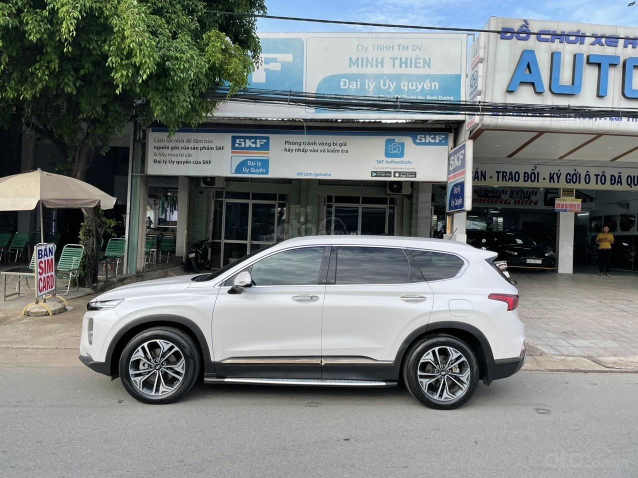 Mới về Hyundai Santa Fe sản xuất 2019 bản 2.2L (3)