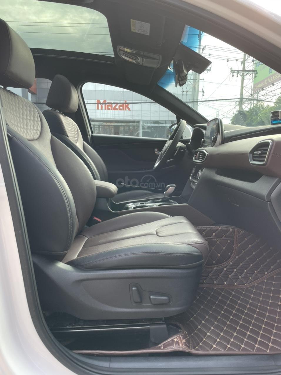 Mới về Hyundai Santa Fe sản xuất 2019 bản 2.2L (11)