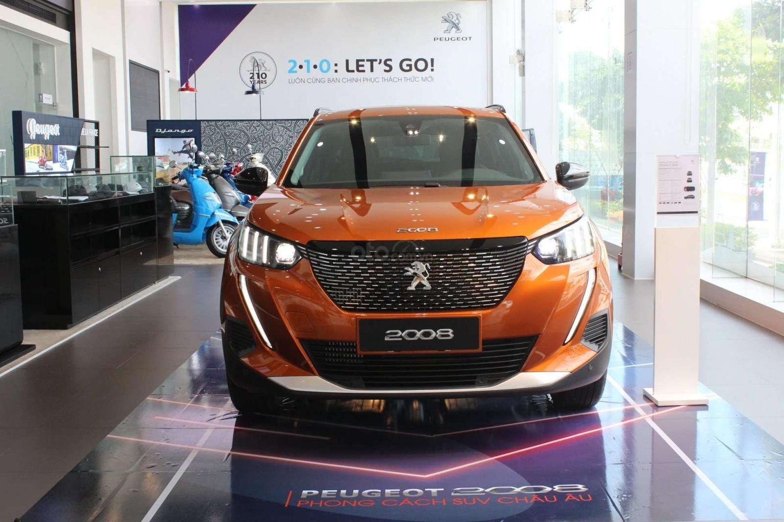 Siêu phẩm SUV - Peugeot 2008, liên hệ ngay để nhận nhiều ưu đãi hấp dẫn! (1)