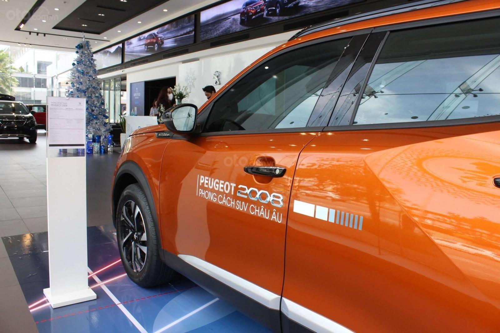 Siêu phẩm SUV - Peugeot 2008, liên hệ ngay để nhận nhiều ưu đãi hấp dẫn! (2)