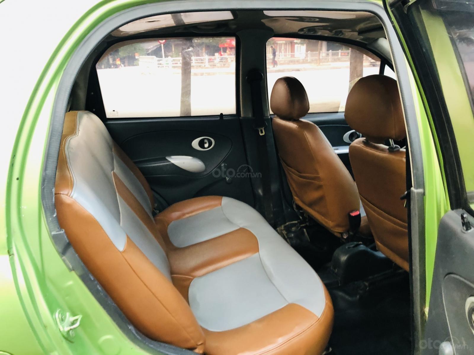 Cần bán Daewoo Matiz năm sản xuất 2004, màu xanh lục (6)