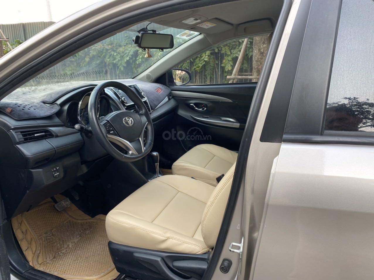 Bán Toyota Vios G 2014 xe gia đình giá chỉ 412 triệu đồng (8)