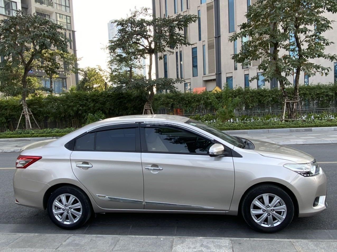 Bán Toyota Vios G 2014 xe gia đình giá chỉ 412 triệu đồng (4)