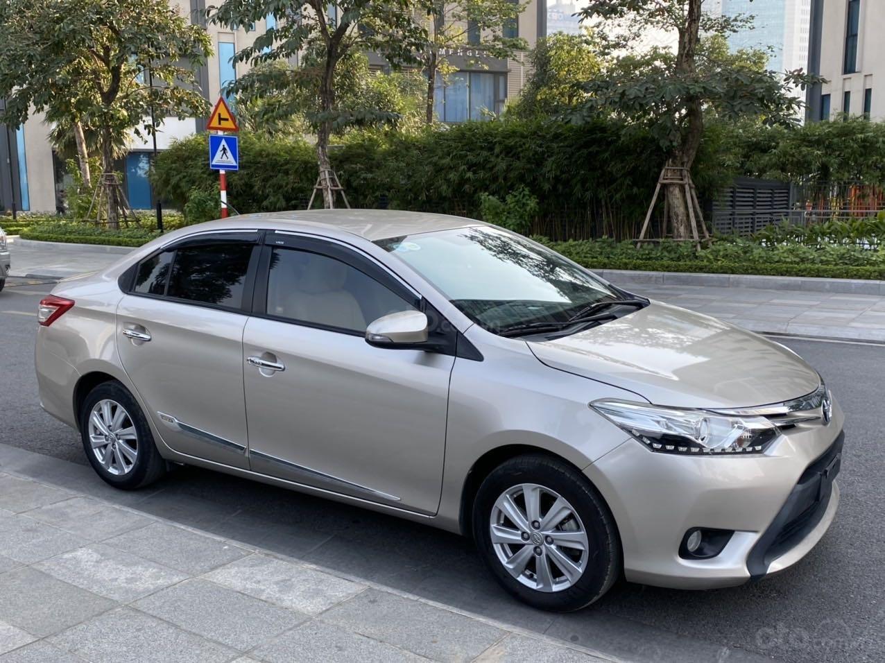Bán Toyota Vios G 2014 xe gia đình giá chỉ 412 triệu đồng (6)