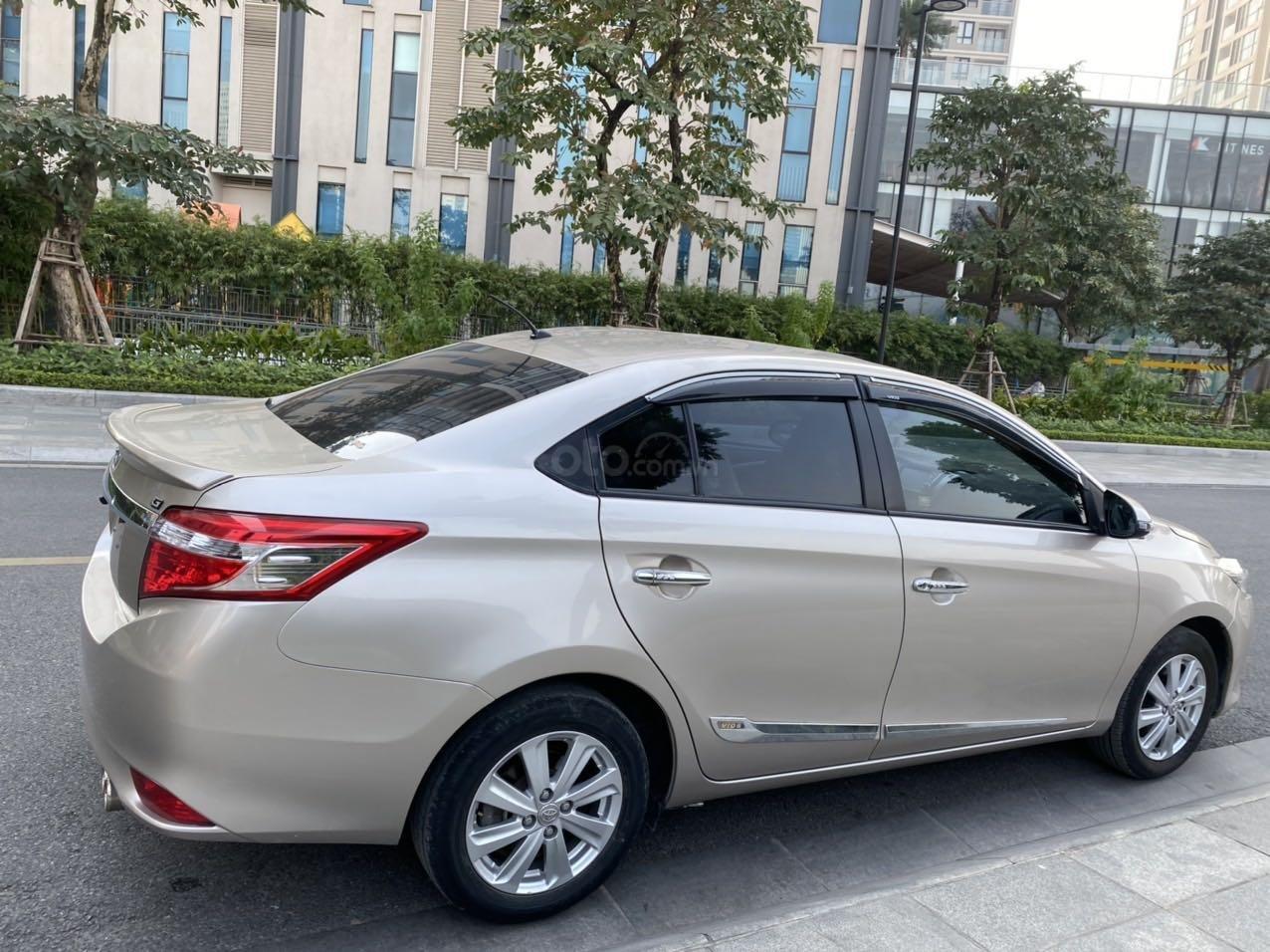 Bán Toyota Vios G 2014 xe gia đình giá chỉ 412 triệu đồng (2)