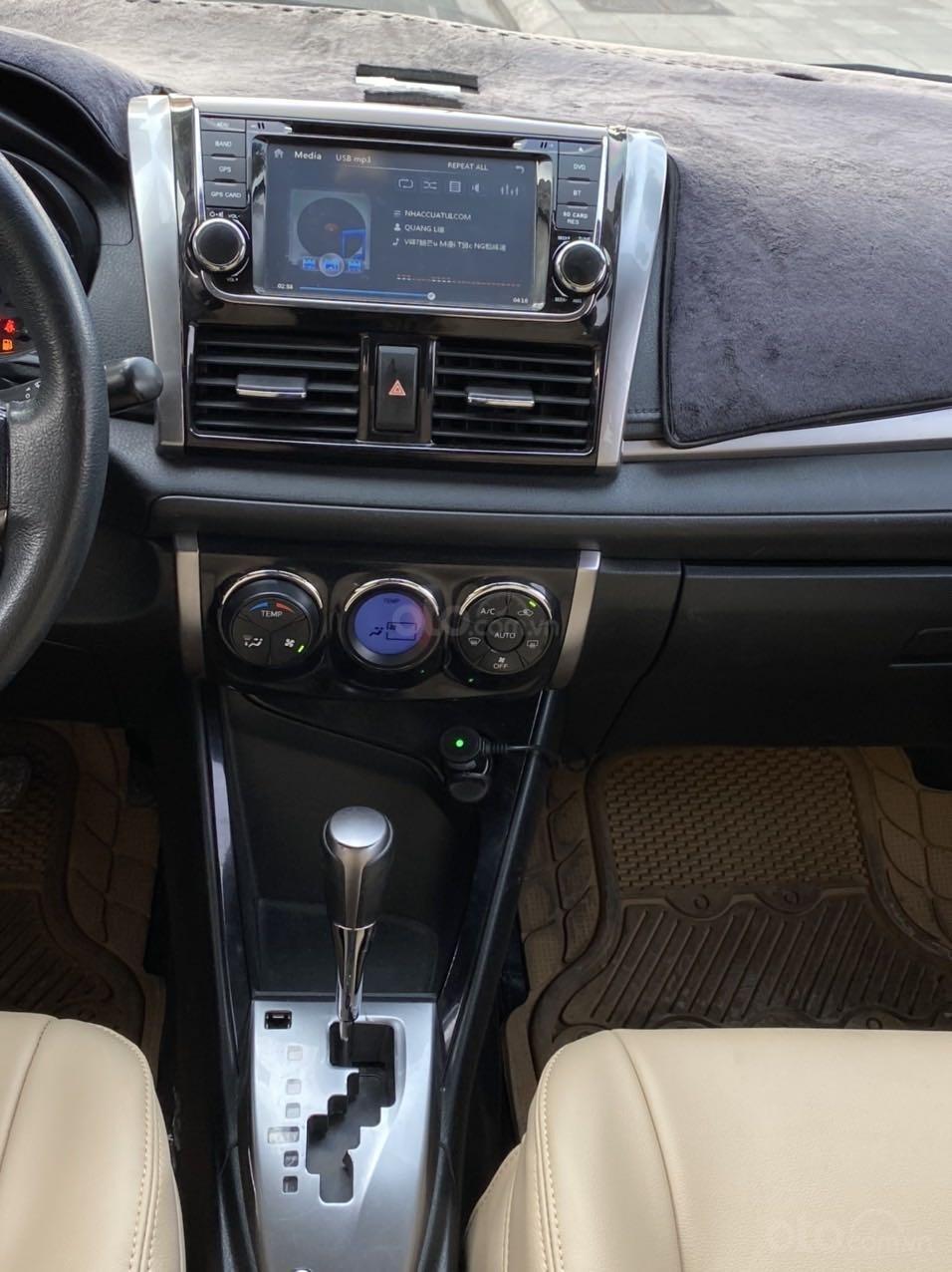 Bán Toyota Vios G 2014 xe gia đình giá chỉ 412 triệu đồng (12)