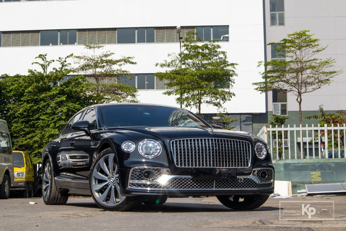 Ảnh xe Bentley Flying Spur W12