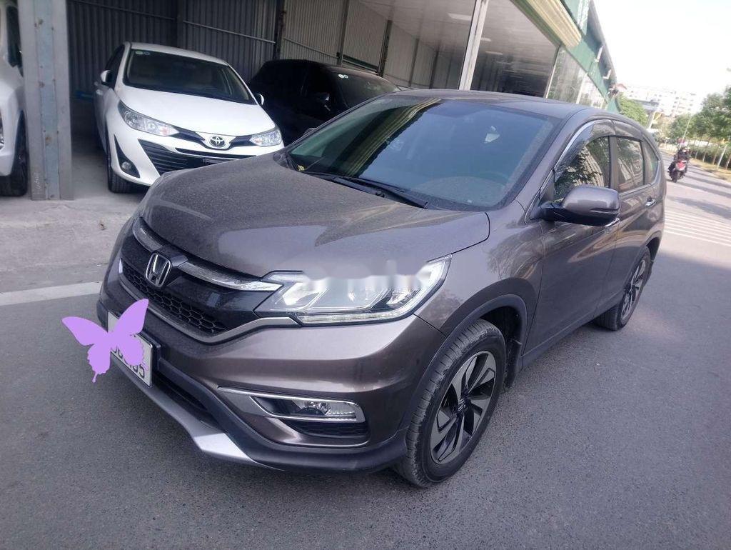 Bán ô tô Honda CR V năm 2017 còn mới giá cạnh tranh (2)
