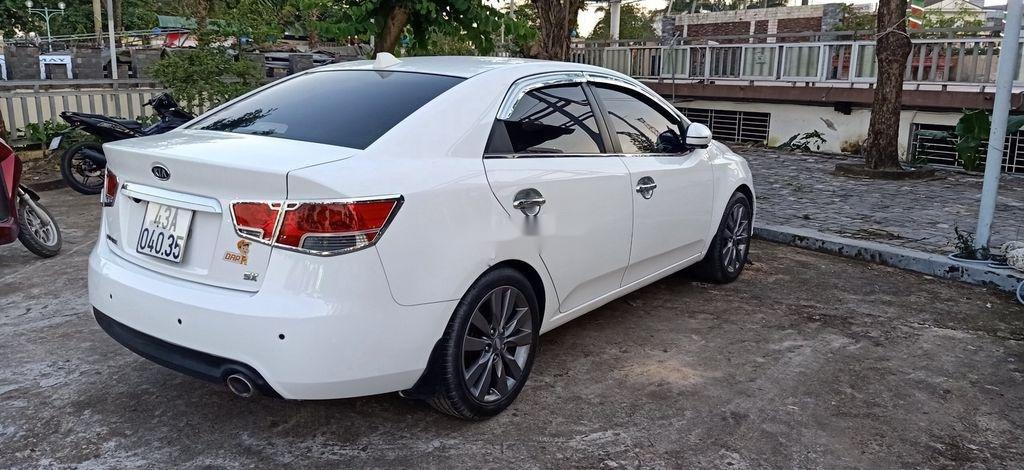 Bán ô tô Kia Forte sản xuất 2012, xe một đời chủ giá ưu đãi (3)