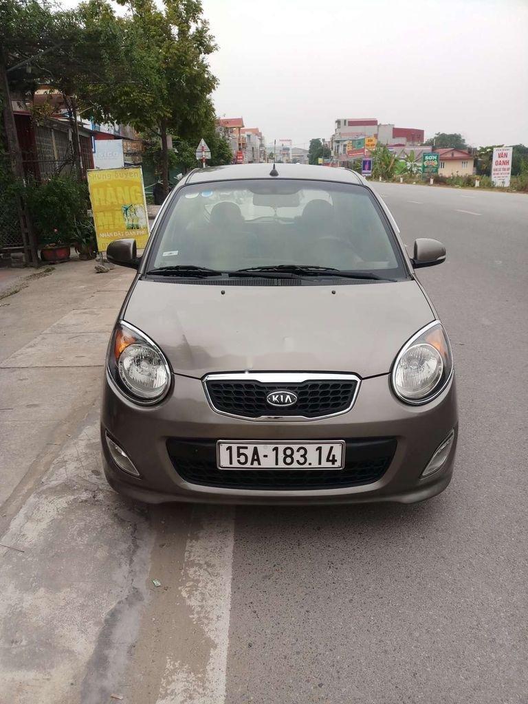 Bán Kia Morning năm sản xuất 2009, xe nhập, giá ưu đãi (1)