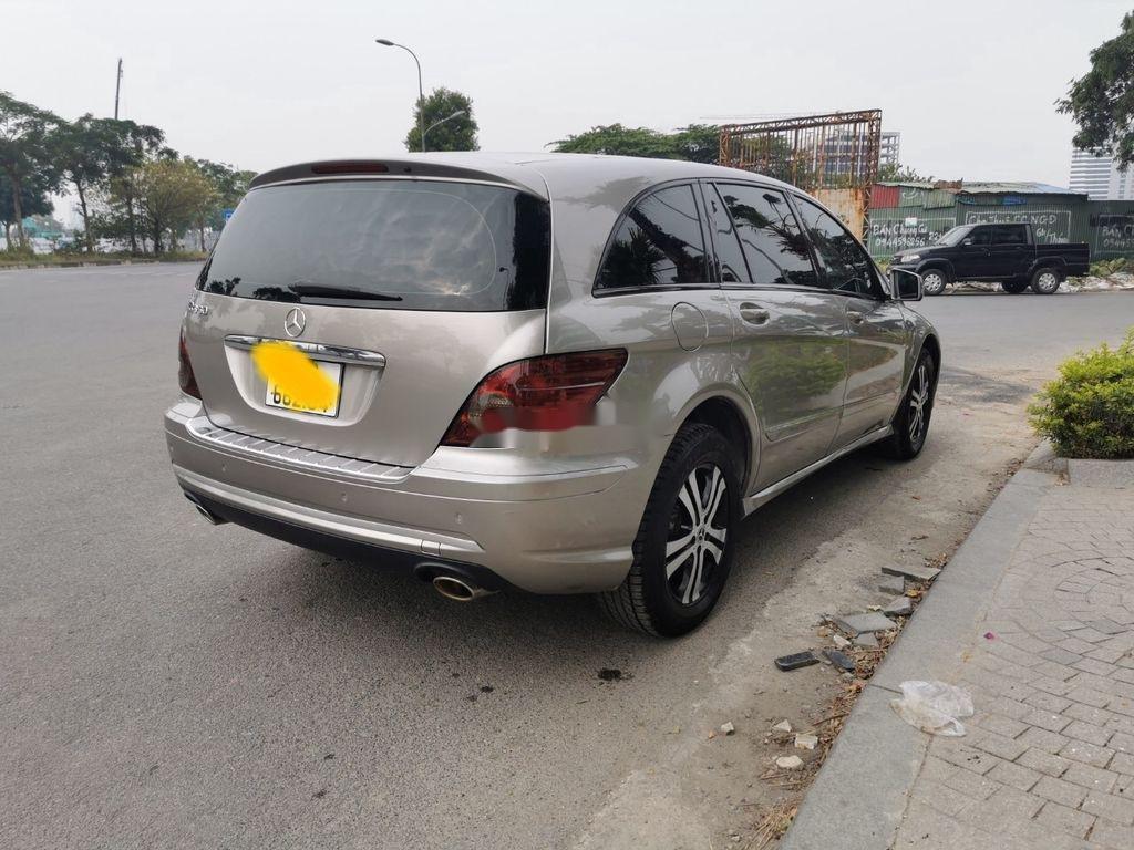 Cần bán Mercedes R350 đời 2008, nhập khẩu nguyên chiếc chính chủ, 495tr (10)
