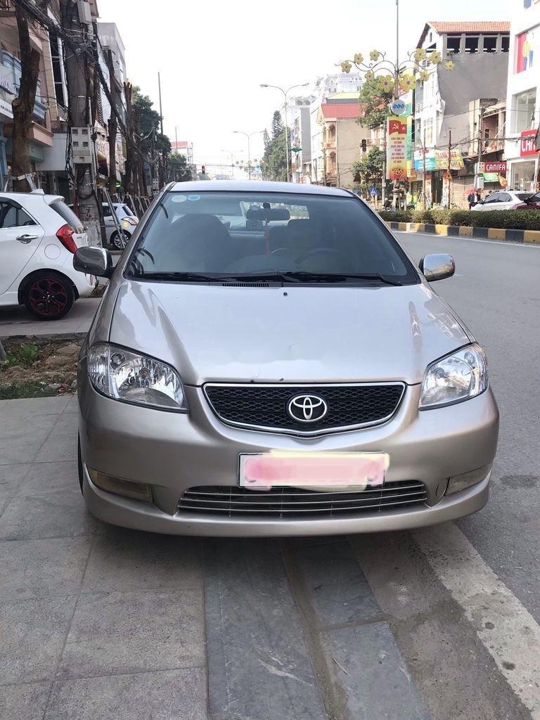 Cần bán xe Toyota Vios sản xuất 2006, giá chỉ 145 triệu (1)
