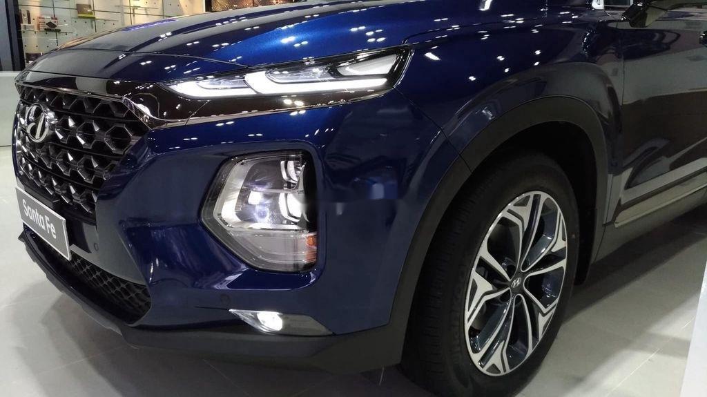 Bán Hyundai Santa Fe 2.2L máy dầu cao cấp năm 2020, xe nhập, giá chỉ 330 triệu (1)