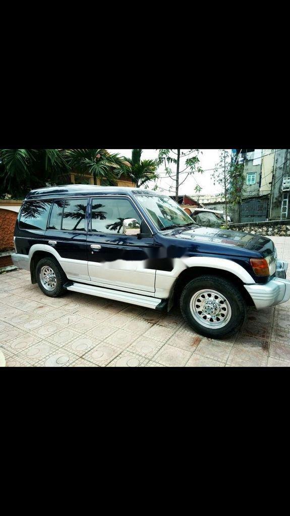 Cần bán Mitsubishi Pajero năm sản xuất 2003 còn mới giá cạnh tranh (12)