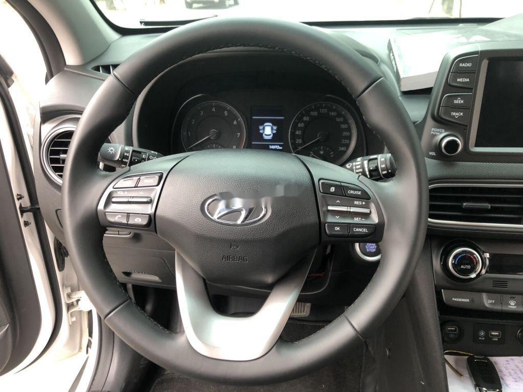 Bán xe Hyundai Kona đời 2020, màu trắng (8)