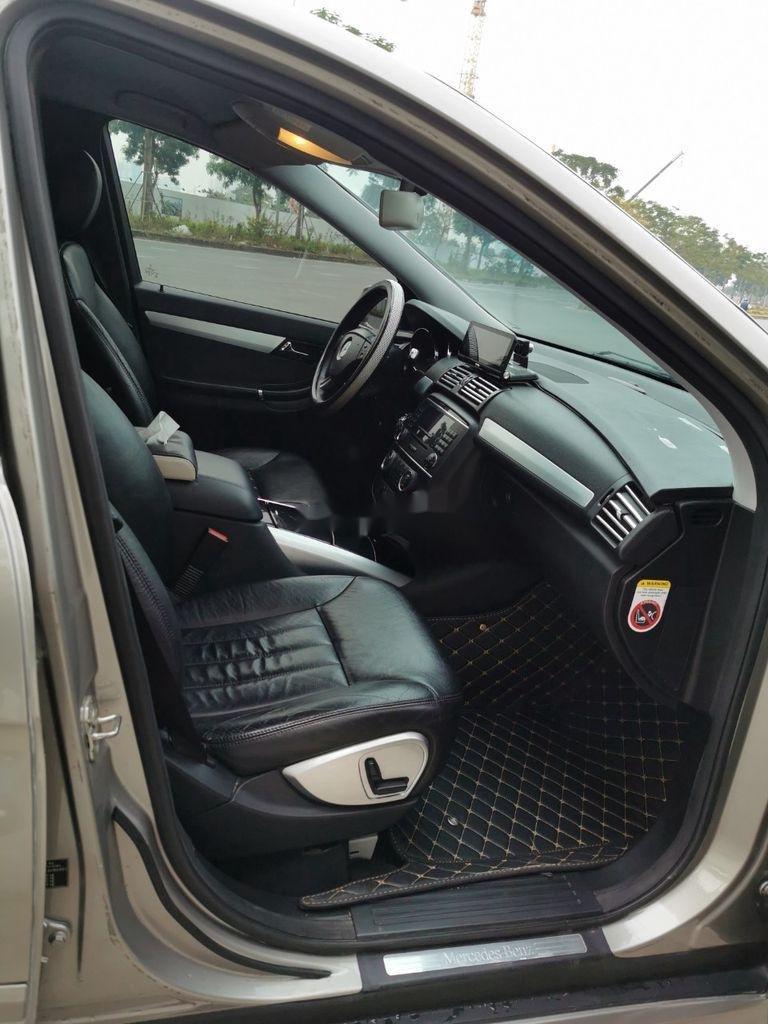 Cần bán Mercedes R350 đời 2008, nhập khẩu nguyên chiếc chính chủ, 495tr (6)