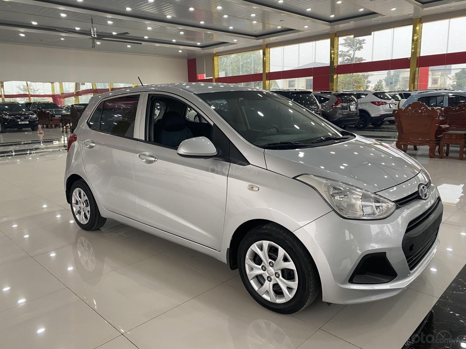Bán gấp với giá ưu đãi Hyundai i10 1.0 MT sx 2014 (4)