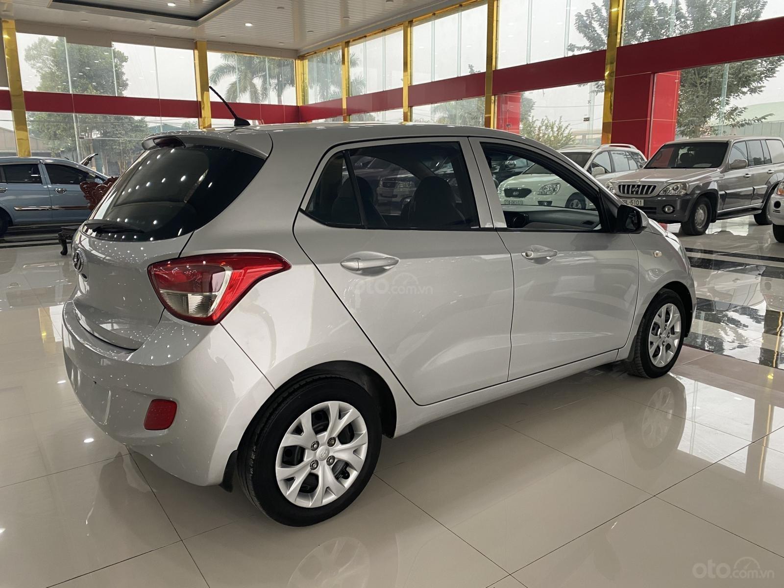 Bán gấp với giá ưu đãi Hyundai i10 1.0 MT sx 2014 (6)