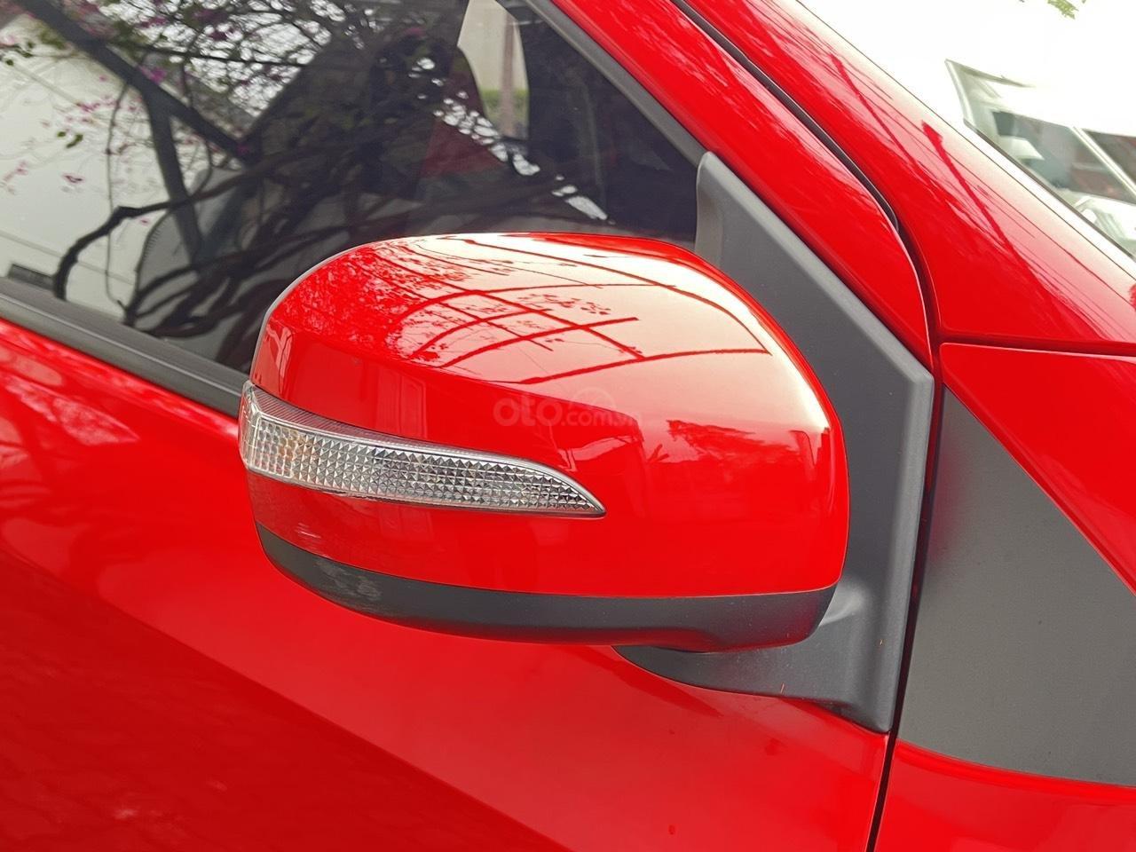 Toyota Wigo sản xuất 2018, nhập khẩu còn mới, màu đỏ thời thượng (8)