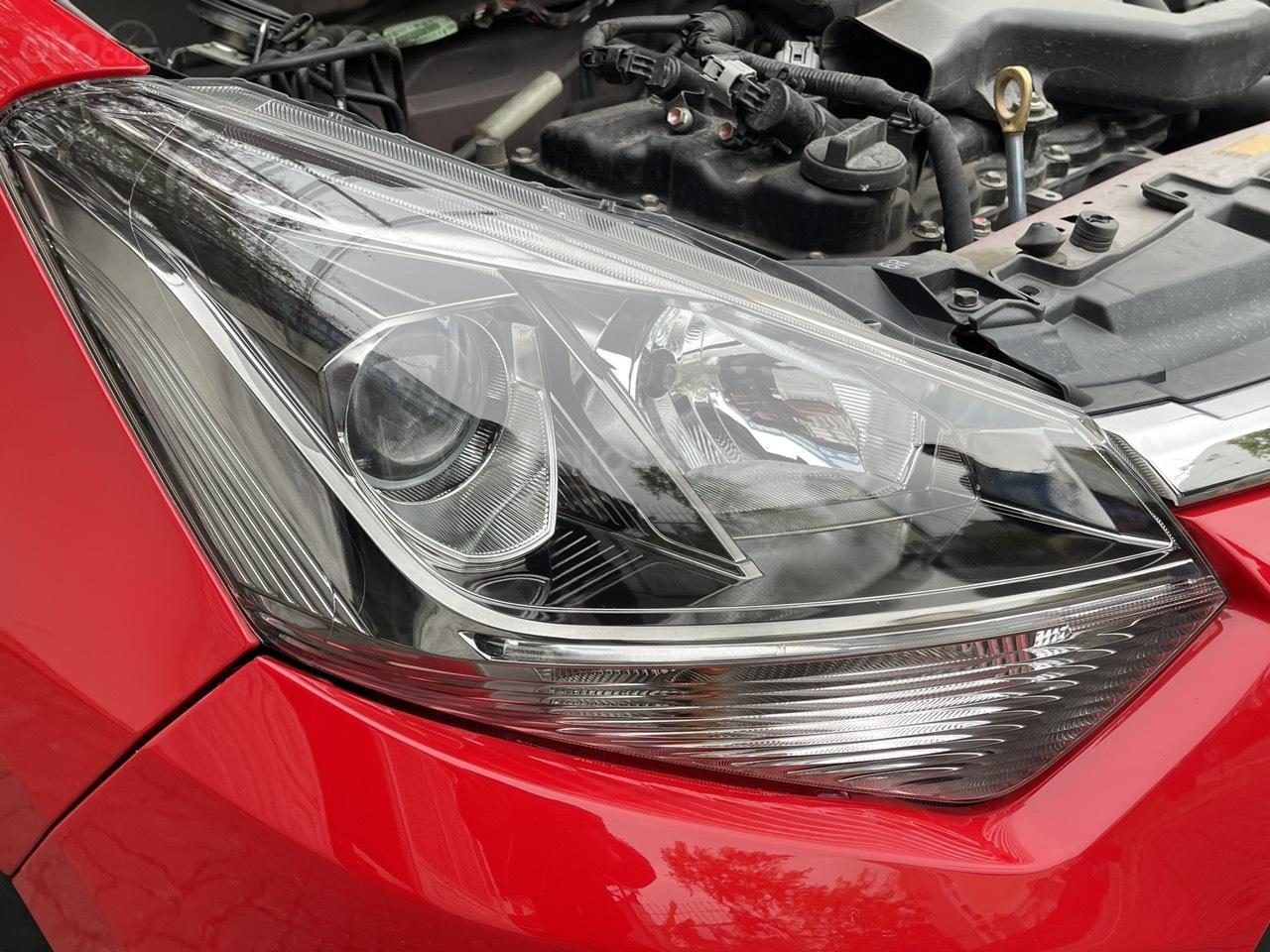 Toyota Wigo sản xuất 2018, nhập khẩu còn mới, màu đỏ thời thượng (9)