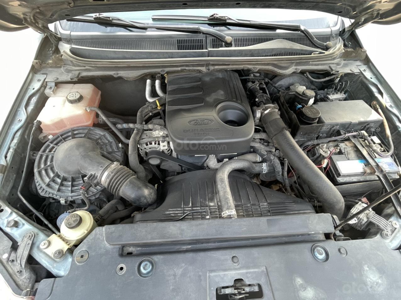 Bán Ford Ranger XLS đời 2014 bản 1 cầu số sàn 2.2, xe nhập khẩu (8)