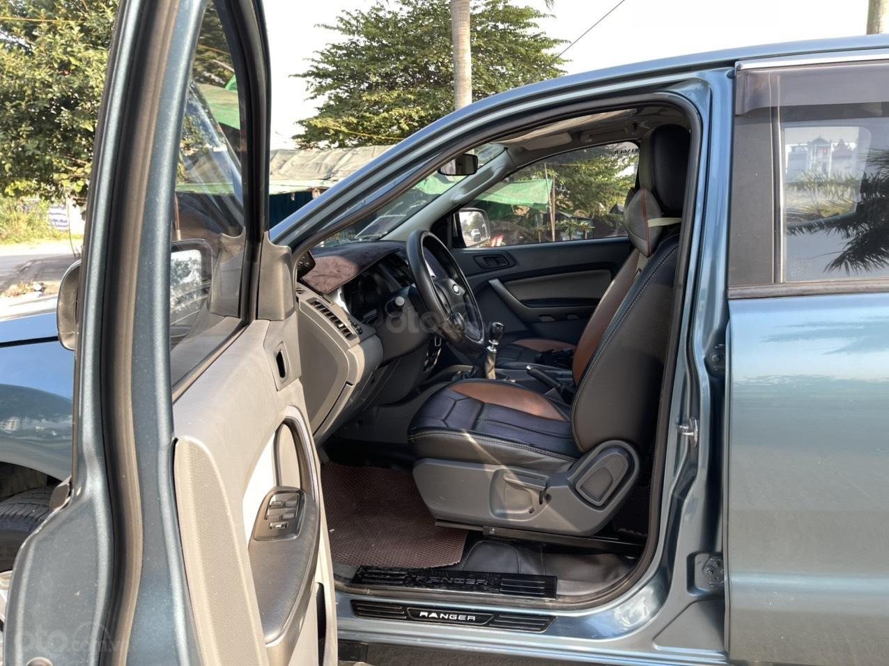 Bán Ford Ranger XLS đời 2014 bản 1 cầu số sàn 2.2, xe nhập khẩu (9)