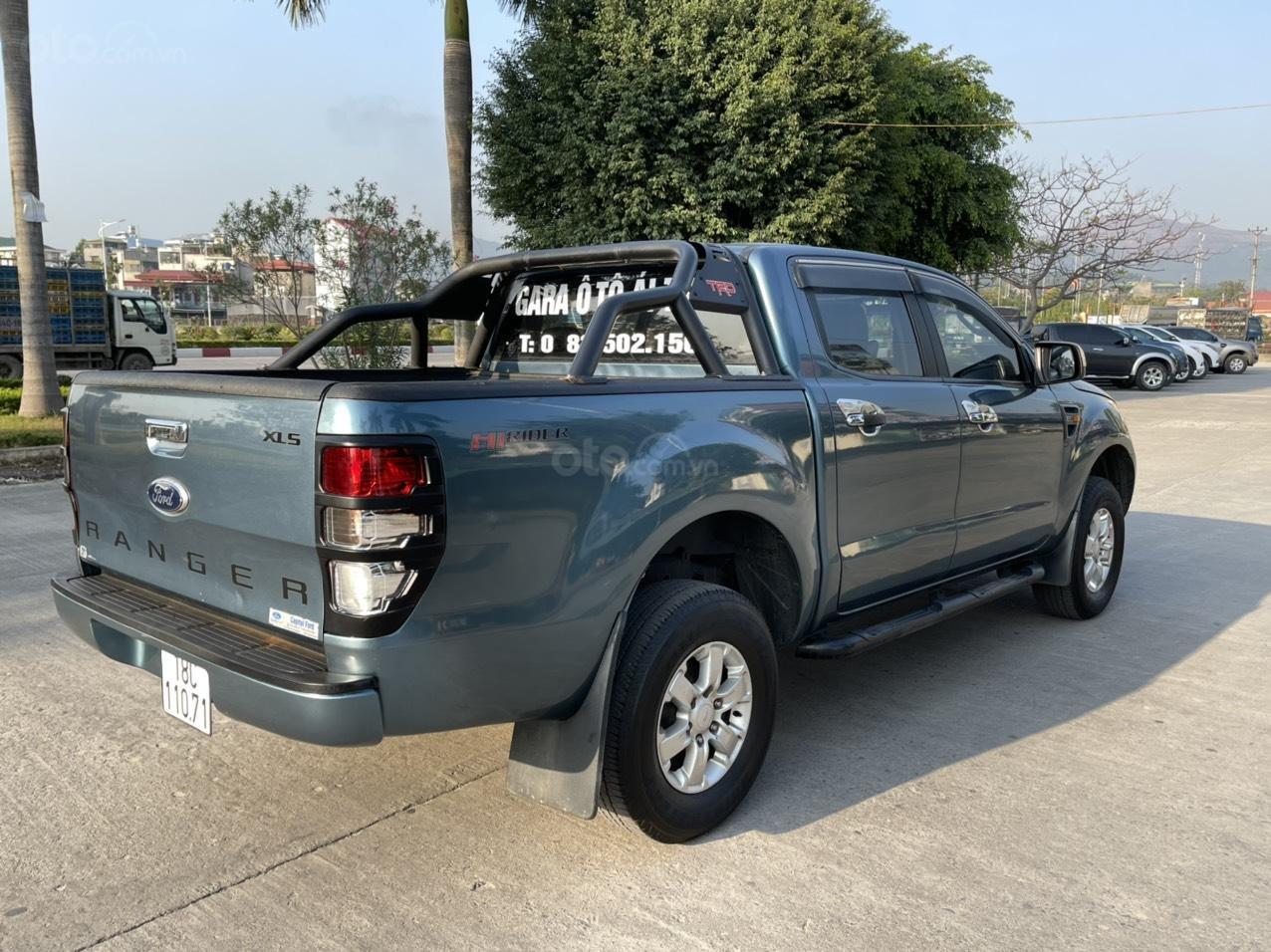 Bán Ford Ranger XLS đời 2014 bản 1 cầu số sàn 2.2, xe nhập khẩu (4)