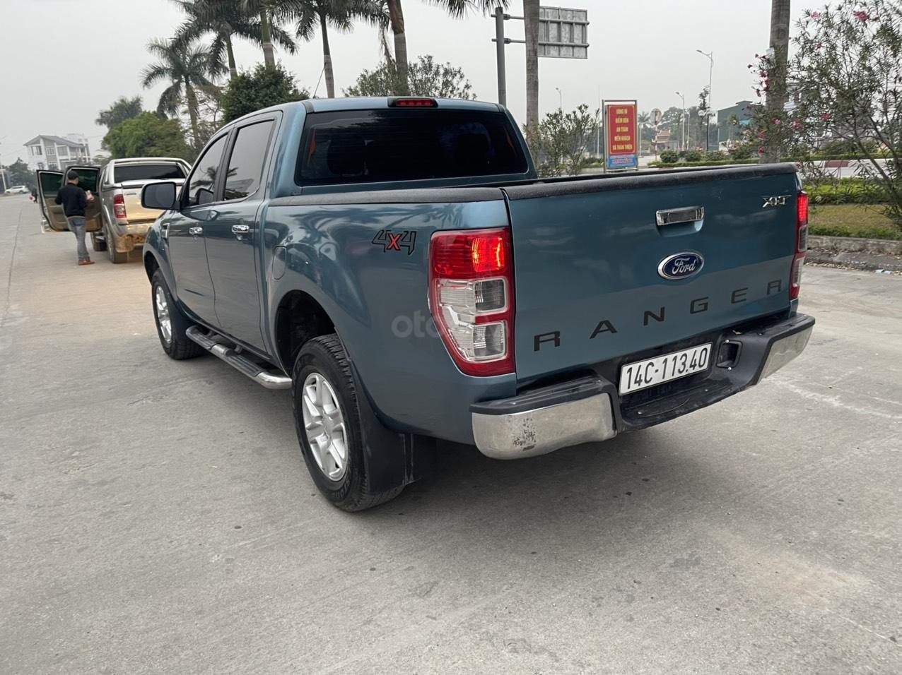 Ford Ranger XLT số sàn 2 cầu sx 2014, giá 456tr (7)