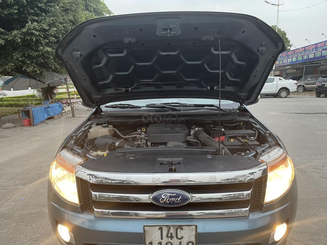 Ford Ranger XLT số sàn 2 cầu sx 2014, giá 456tr (12)