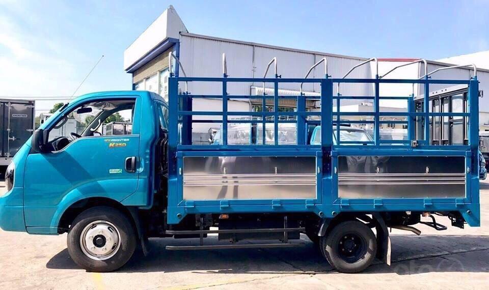 Xe tải Kia 2.49 tấn Thaco Kia K250 thùng mui bạt 5 bửng mới, trả góp 75% (3)