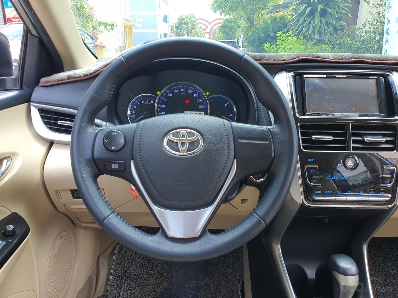 Toyota Vios G 2018 xe đẹp chạy ít (14)