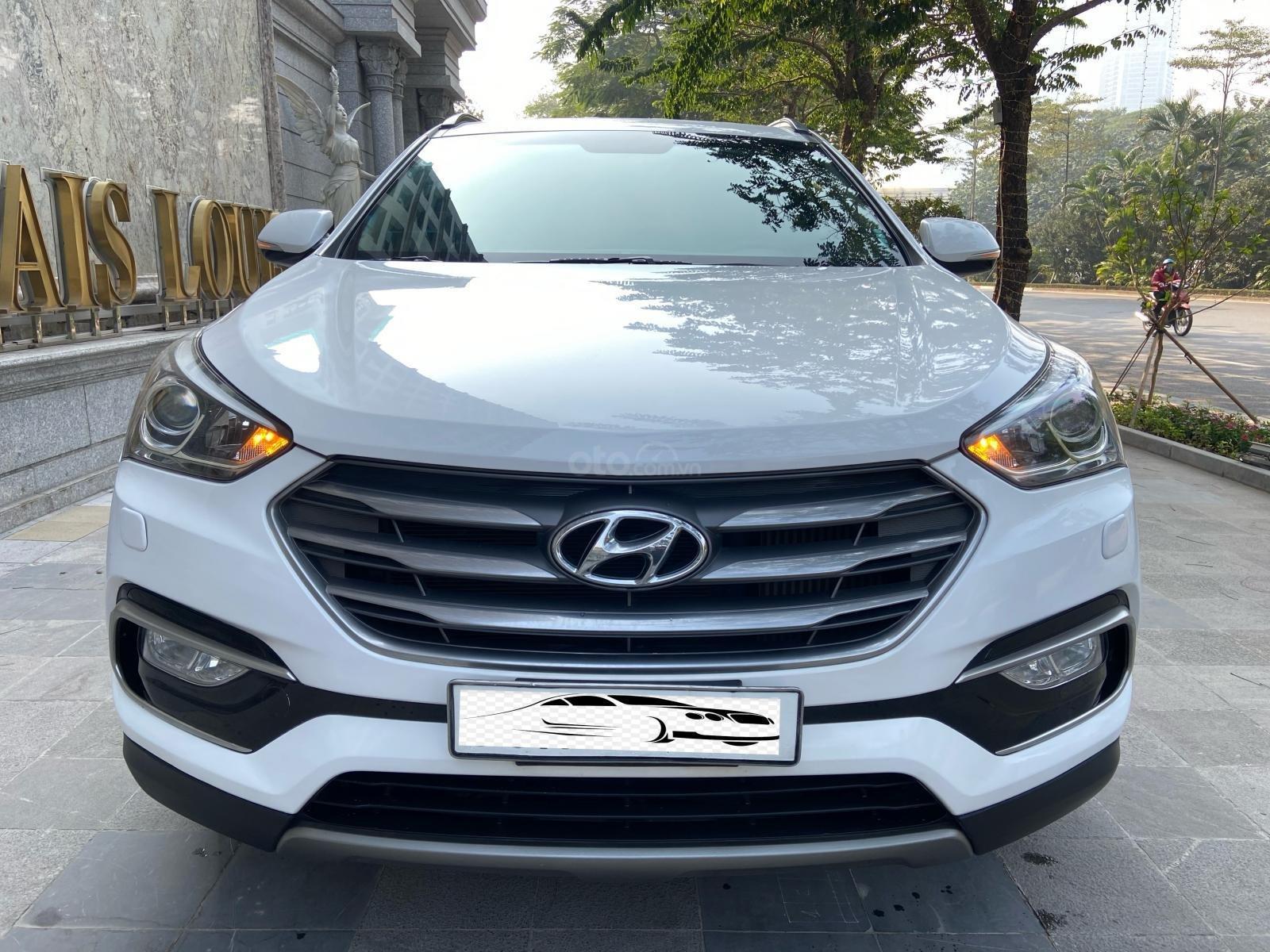 Bán Hyundai SantaFe 2.2 dầu sx 2018 đẹp nhất Việt Nam (1)