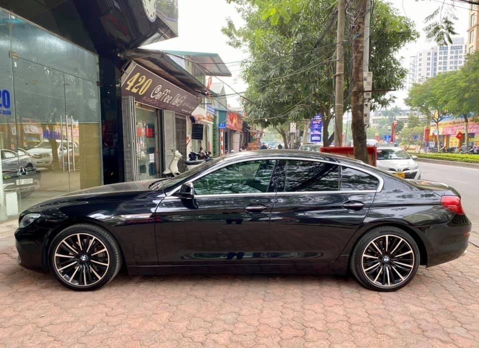 Cần bán BMW 6 Series năm 2015, màu đen nhập khẩu nguyên chiếc giá tốt (3)