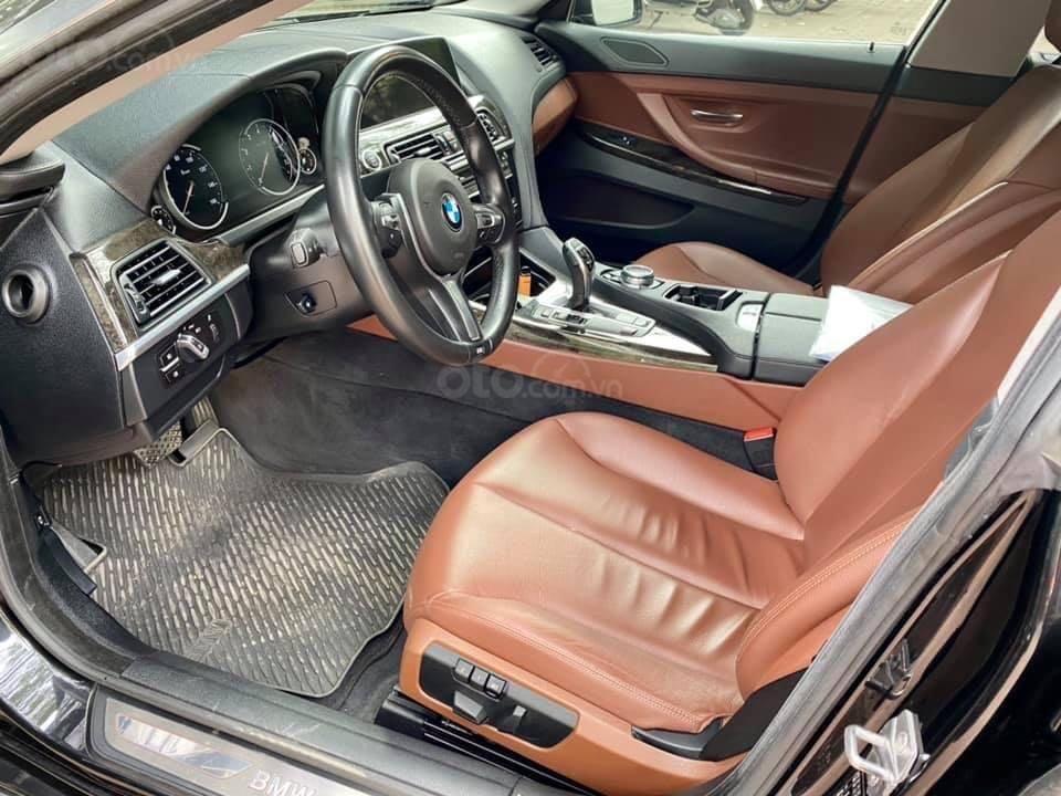 Cần bán BMW 6 Series năm 2015, màu đen nhập khẩu nguyên chiếc giá tốt (8)