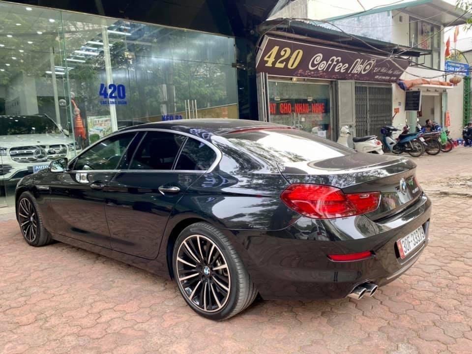 Cần bán BMW 6 Series năm 2015, màu đen nhập khẩu nguyên chiếc giá tốt (4)