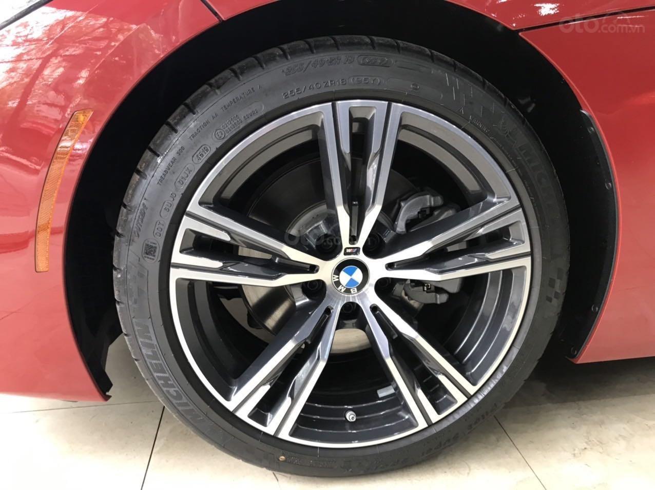 Xe BMW Z4 Sdrive đời 2020, màu đỏ nhập khẩu nguyên chiếc siêu lướt (4)