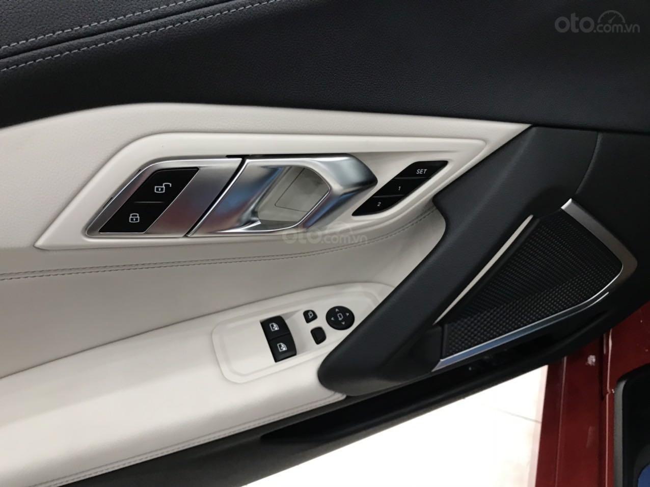Xe BMW Z4 Sdrive đời 2020, màu đỏ nhập khẩu nguyên chiếc siêu lướt (13)