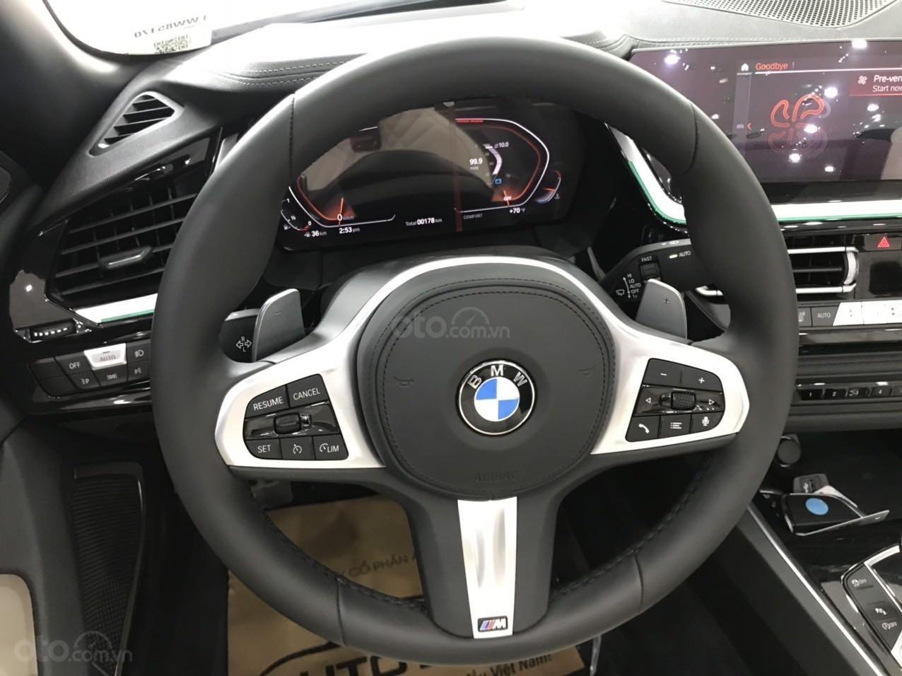 Xe BMW Z4 Sdrive đời 2020, màu đỏ nhập khẩu nguyên chiếc siêu lướt (11)