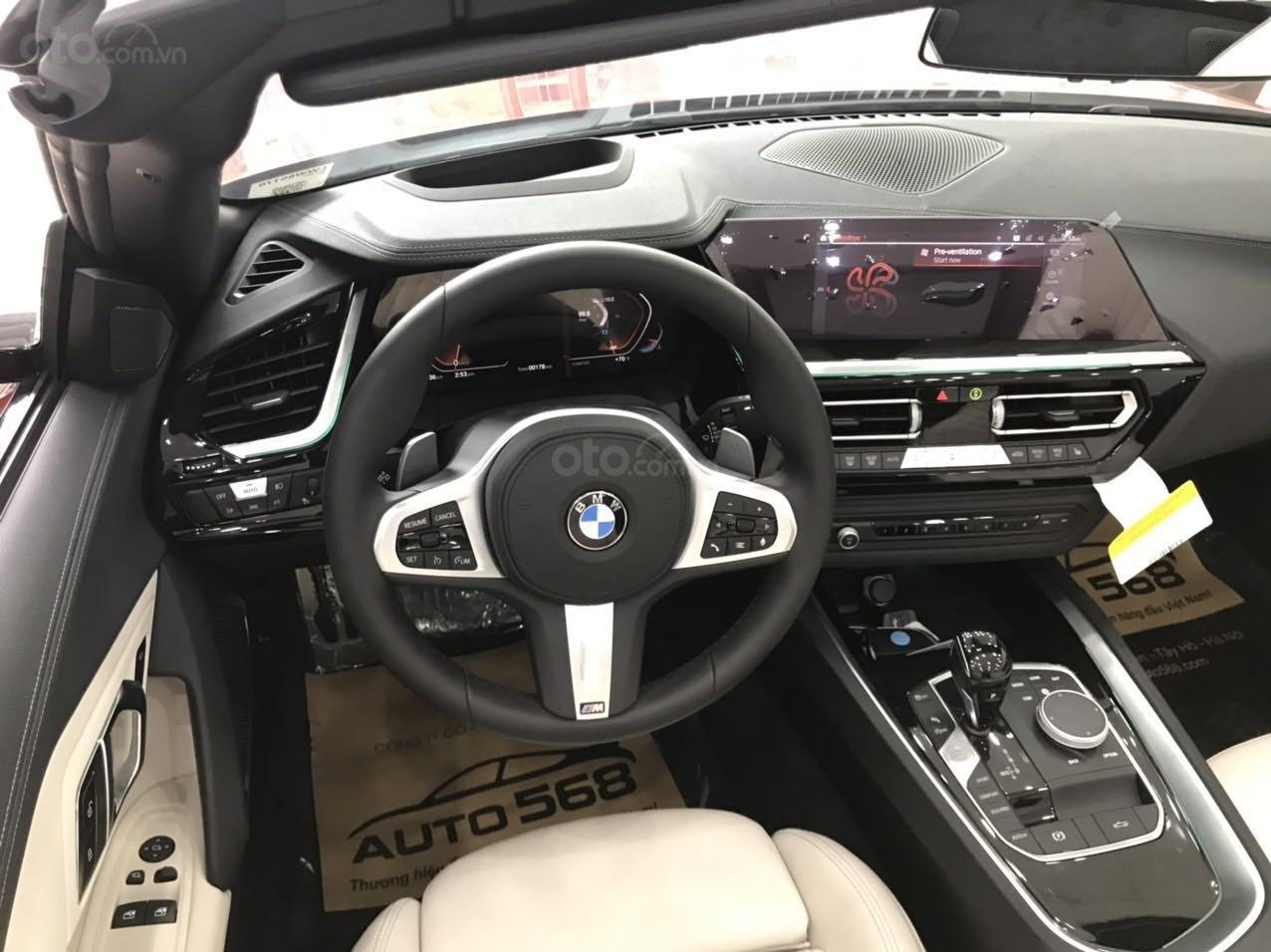 Xe BMW Z4 Sdrive đời 2020, màu đỏ nhập khẩu nguyên chiếc siêu lướt (10)