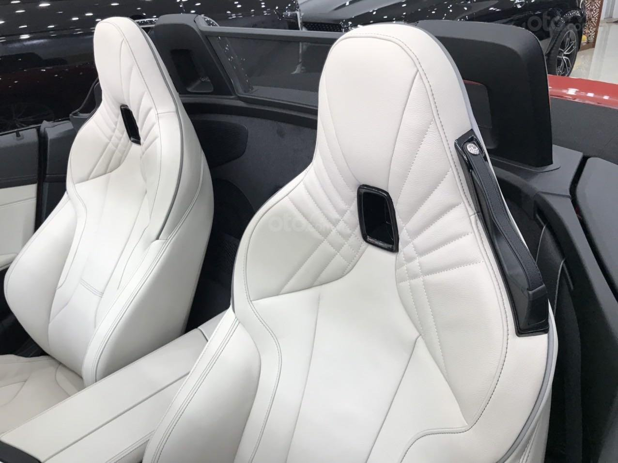 Xe BMW Z4 Sdrive đời 2020, màu đỏ nhập khẩu nguyên chiếc siêu lướt (15)
