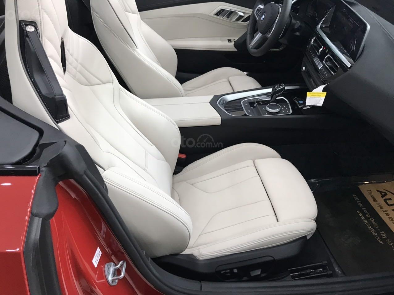 Xe BMW Z4 Sdrive đời 2020, màu đỏ nhập khẩu nguyên chiếc siêu lướt (9)